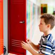 child lockers